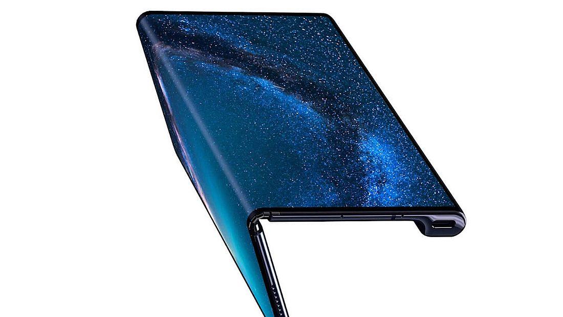 Das Huawei Mate X.