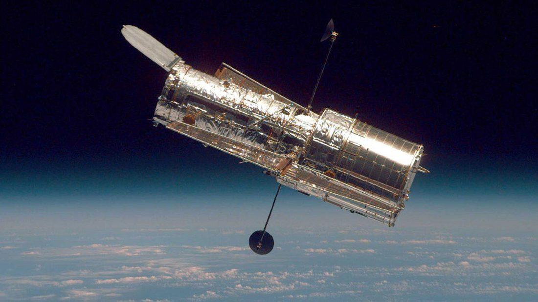 Das Hubble Space Telescope der NASA