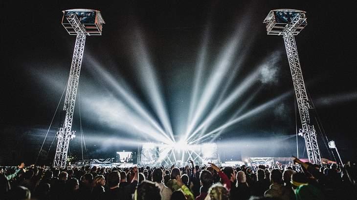 Das Hurricane Festival