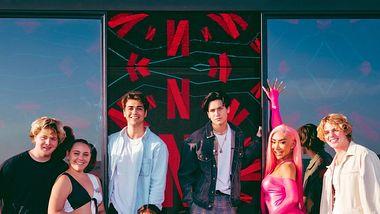 Der Cast von Hype House - Foto: Netflix