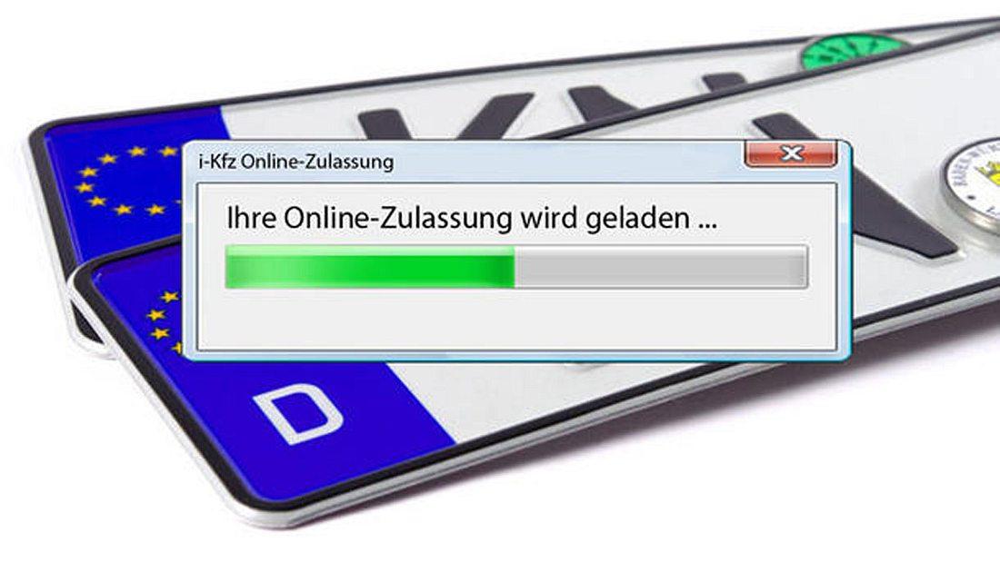 Kfz-Online-Zulassung ab 2019