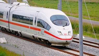 ICE Deutsche Bahn - Foto: iStock / Sjo