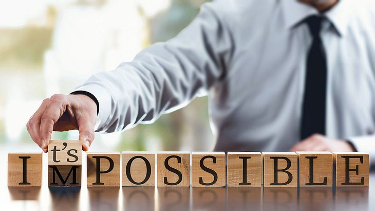 Im-possible!
