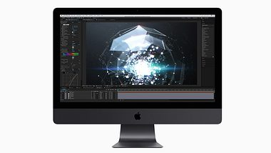 Der neue iMac Pro von Apple - Foto: Apple