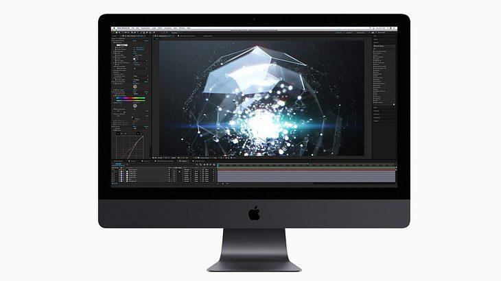 Der neue iMac Pro von Apple