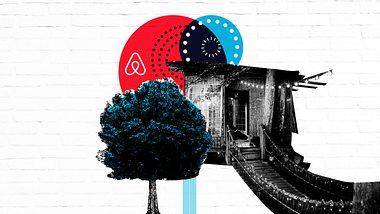 Dieses Baumhaus ist die beliebteste Airbnb-Unterkunft