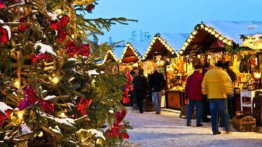 Die 5 besten Weihnachtsmärkte in Essen