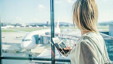 Reisepasshülle – schick und sicher um die Welt