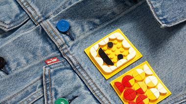 Zwei Klassiker vereint: Die Levis x LEGO Kollektion macht Männerträume wahr