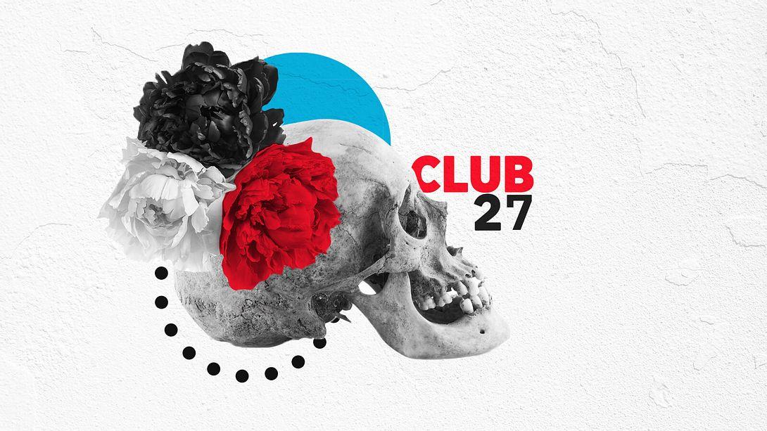 Club 27: Diese Legenden starben wirklich mit 27 Jahren