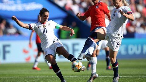 US-Fußballverband: Spielerinnen verdienen weniger, weil sie schlechter sind als Männer