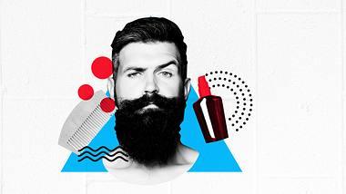 Bartöl selber machen: Pflege-Anleitung für wilde Bärte
