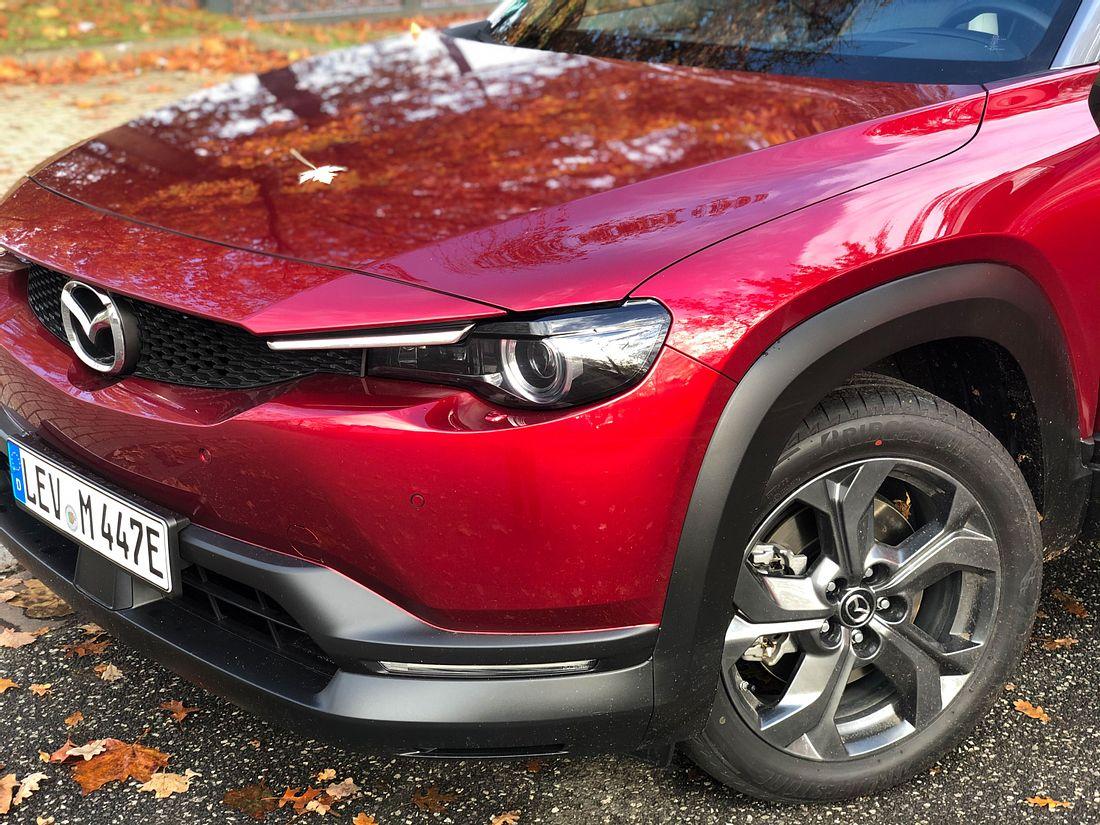 Front des Mazda MX-30
