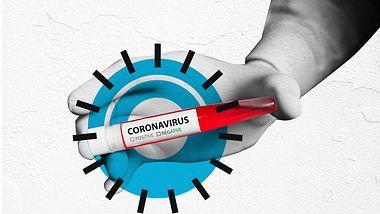 So kannst du dich auf das Coronavirus testen lassen