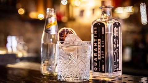 Quarantini: Dieser Social Dry Gin hilft vor den Folgen der Coronakrise