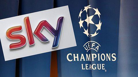 Sky verliert Champions-League-Rechte