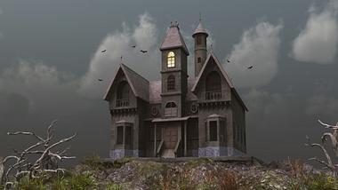 Spooky: 5 Ferienhäuser mit Gruselfilm-Feeling