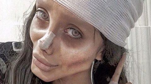 Angelina-Jolie-Double Sahar Tabar : Erst Knast, jetzt Lebensgefahr