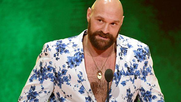 UFC-Schwergewicht fordert Tyson Fury - der reagiert