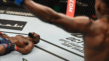 Joaquin Buckley triumphiert über Impa Kasanganay - Foto: Twitter / UFC
