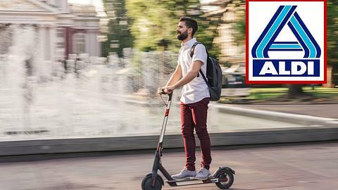 Zum Hammerpreis: Aldi bringt E-Scooter in die Regale