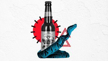 Das stärkste Bier der Welt: Snake Venom hat 67,5 % Alkohol