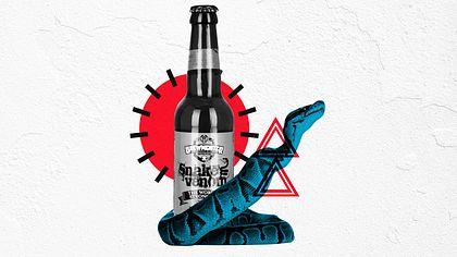 Snake Venom - Das stärkste Bier der Welt