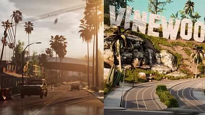 So sieht GTA auf der Playstation 5 aus – vielleicht! - Foto: Screenshoot YouTube / ArcadiaSquad