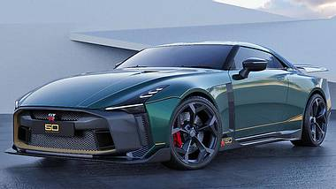 Nissan GT-R50 by Italdesign - Foto: Nissan