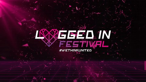 Logo des Logged In Festivals - Foto: Logged In Festival