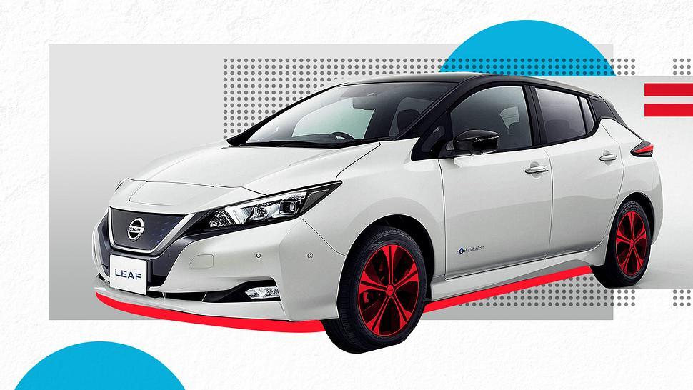 Nissan Leaf: Eine Testfahrt im neuen Tekna