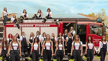 Feuerwehrfrauen aus Beverstedt - Foto: Facebook/Freiwillige Feuerwehr Beverstedt