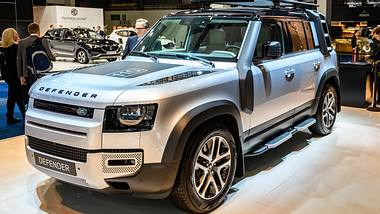 Eine Legende in neuem Gewand: Der Land Rover Defender 2020