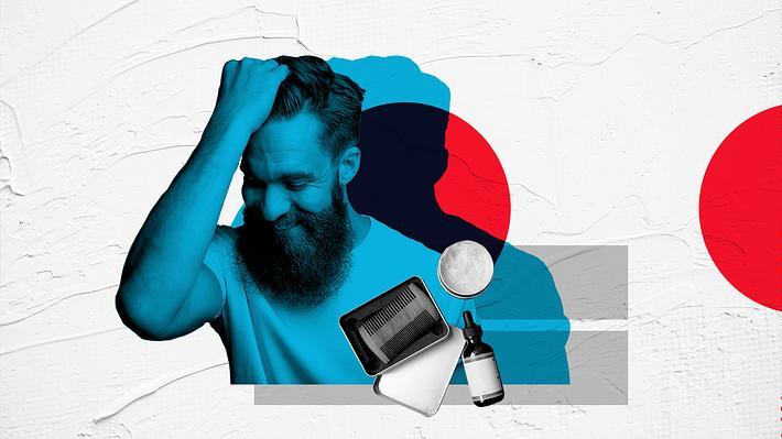 Bartfrisuren: Der Vollbart
