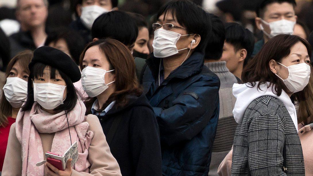 Japan: Jeder Corona-Infizierte bekommt 830 Euro