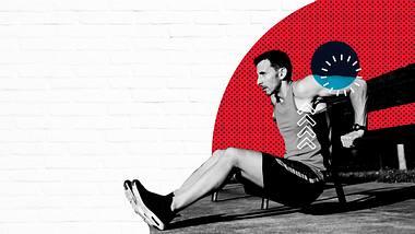 Trizeps-Übungen: Das sind die 3 besten Workouts