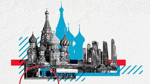 Die 5 besten Sehenswürdigkeiten in Moskau