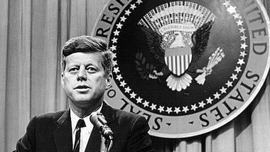 Doppelgänger im Grab von Kennedys Attentäter?