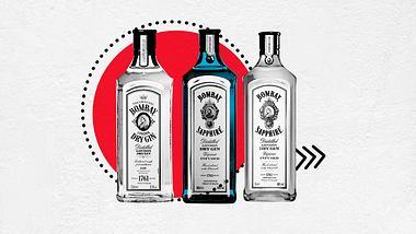 Bombay Sapphire Gin – der milde London Dry Gin