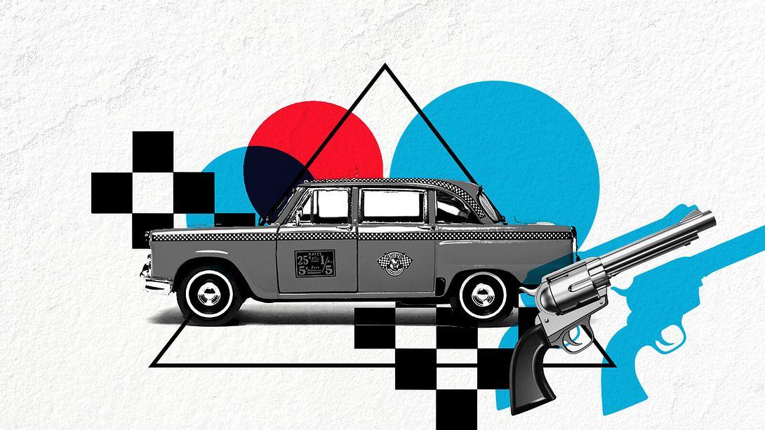 Taxi Driver: 10 verrückte Fakten zum Kultstreifen