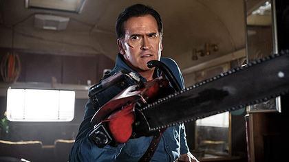 Bruce Campbell in Ash vs. Evil Dead - Foto: Starz Originals