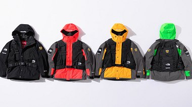 Supreme x The North Face: Neue Kollektion gelauncht
