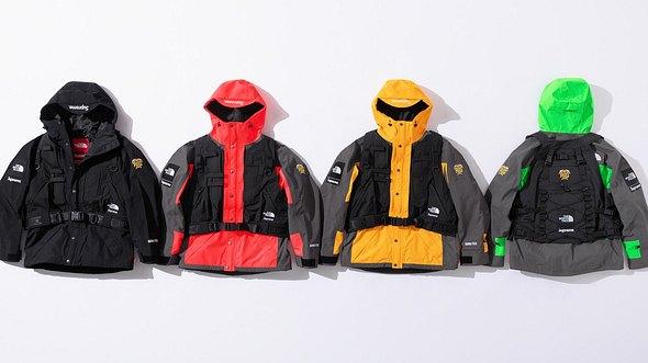 Supreme x The North Face: Neue Kollektion gelauncht