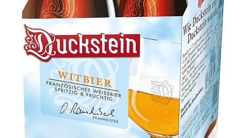 Prost! Duckstein bringt neues Frühlingsbier in die Verkaufsregale