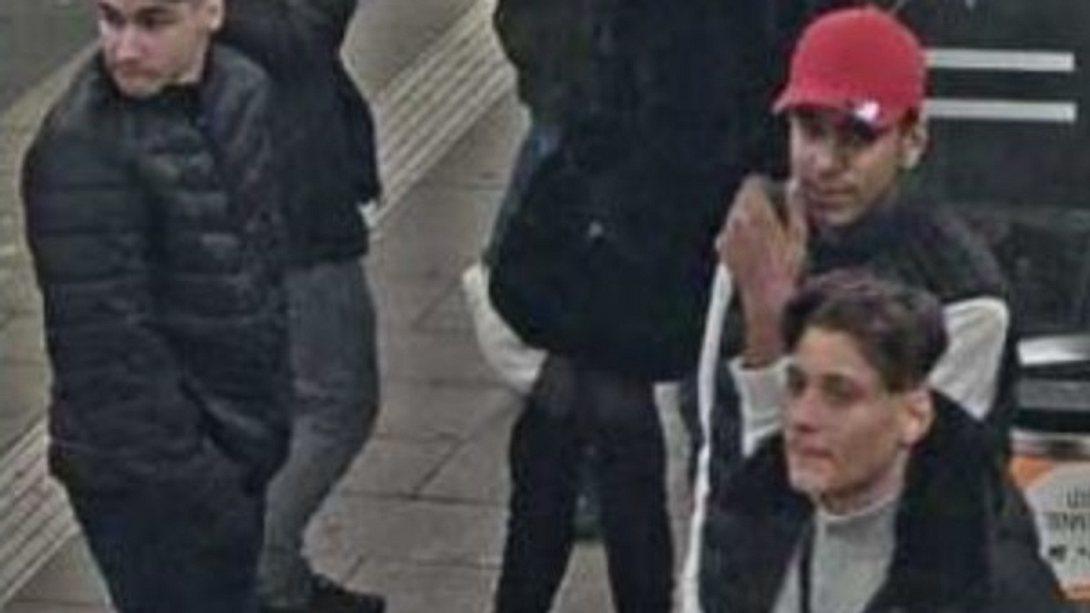 Sie lachten ihr Opfer aus - Polizei sucht brutale Handyräuber