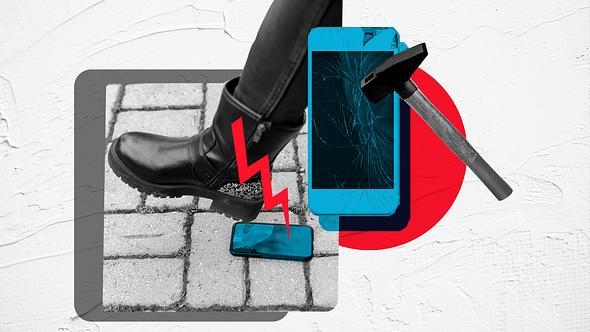 Diese 7 Dinge zerstören dein Handy in Rekordzeit