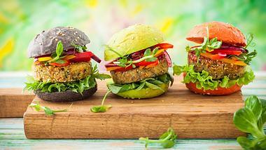 Vegane Burger-Pattis: Öko-Test fällt eindeutiges Urteil