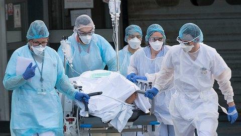 Robert Koch-Institut: Tausende Corona-Patienten in Deutschland wieder geheilt