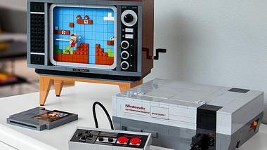 2646 Teile: Lego bringt Kult-Konsole NES als Bausatz in den Handel