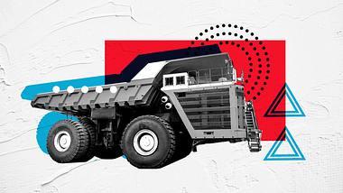 Die 10 größten Lastwagen der Welt